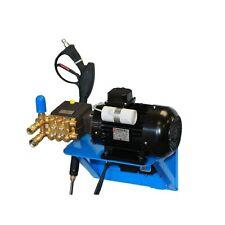 Bertolini Electric Wall Mount Pressure Washer – RC Auto Start/Stop 220 V