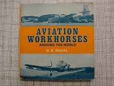 Aviation Workhorses Around The World (Ambulance, Firefighting, Relief, Farming)