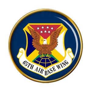 65th Luft Basis Flügel USAF Anstecker Abzeichen