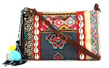 Desigual Cross Body Bag Bols Elmira Silvana Berenjena