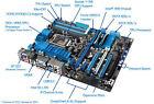 ASUS P8Z68-V PRO 1155 Intel Z68 HDMI SATA 6Gb/s USB 3.0 ATX Intel w/UEFI BIOS