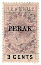 (I.B) Malaya States Revenue : Perak Duty 3c