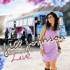 "Jill Johnson - ""Baby Blue Paper Live""- 2012 - CD Album"