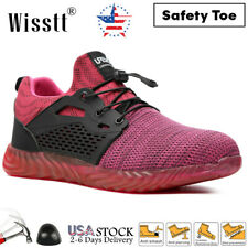 New listing Mens Hiking Sneakers Combat Indestructible Safety Shoes S3 Steel Toe Work Boots
