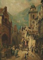 Signiert J Noel - Innsbruck / Tirol