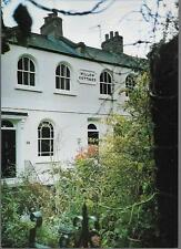 London - Willow Road, Hampstead - Cress Pickers Cottages - postcard c.1990s