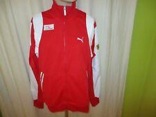 SF Scuderia Ferrari Puma Formel1 Trainingsjacke,Track Jacket,Jacke Gr.L Neu