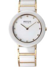 Weiße Armbanduhren aus Weißgold