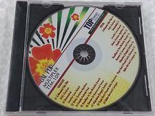 Top Tunes Karaoke Disc Multiplex TTM-109 CD+G CDG