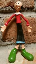 1978 Olive Oil Popeye Bendy Vtg Action Figure Amscan King Features Syndicate 5""