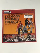 The Good The Bad & The Ugly Vinyl LP Record Store Day 2014 Marble Colored Vinyl