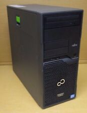 Fujitsu Primergy TX100 S3 Xeon E3-1220V2 Quad Core 3.10GHz 16GB 2TB Tower Server