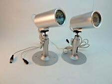 Lot of 2 Swann Sw212Hxb Indoor / Outdoor Day To Night Vision Security Camera