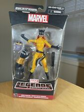 2015 Marvel Legends Fierce Fighters Hellcat 6-Inch Figure BAF Thanos Series