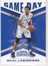 2016-17 PANINI CONTENDERS DRAFT PICKS GAME DAY SKAL LABISSIERE #10