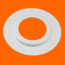 Metal Reducer Ring Plate Light Fitting Lampshade Washer Adaptor Converter White