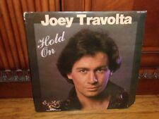 JOEY TRAVOLTA - HOLD ON - Sugar Hill SH-9207 - Signed!!!!