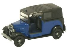 Oxford 76AT002 Austin Taxi Oxford Blue 1/76 Scale = 00 Gauge New in Case -T48 Po