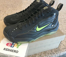 15f4b8623c6 Nike Air Total Max Uptempo LE Sportswear Black Volt NIB 10.5 NEW IN BOX