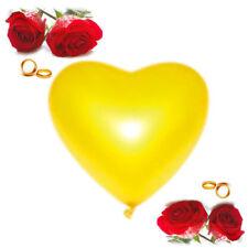 Ballons de fête jaunes sans marque pour la maison, pour toutes occasions