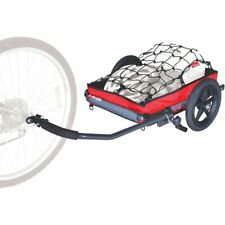 Allen Sports Universal Bicycle Bike Cargo Trailer & Pull Cart Transport Carrier