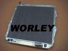 Aluminum radiator for TOYOTA SURF HILUX 2.4 & 2.0 LN130 Diesel