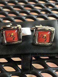 Tampa Bay Buccaneers Cufflinks