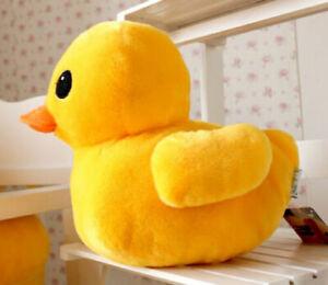 18CM Gift Little Yellow Duck Stuffed Animal Pillow Plush Soft Toys Doll