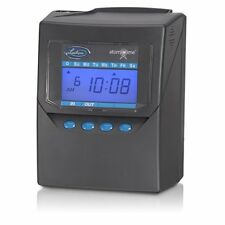 Lathem Time Company LTH7500E Calculating Time Recorder 6in.x5in.x8in. Black