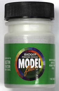 Badger Model Flex Acrylic Paint Model Railroad Grand Trunk Western Blue 16-66