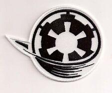 "Star Wars Celebration VI- Imperial Cog Logo w Swoosh 3.5""  Patch- (SWPA-C-602)"
