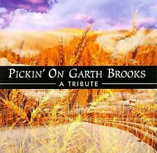 Pickin' on Garth Brooks by Pickin' On (CD, Jan-2000,NEW SEALED FREE FIRST CLS US