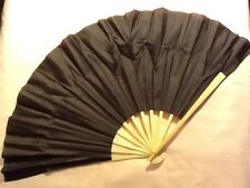 "New 16"" Dancing Stage HAND FAN Folding Japanese Chinese Asian Home Decor"