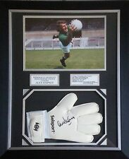 Retired Players S Surname Initial Signed Football Gloves