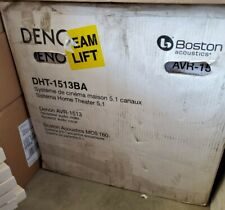 Denon Dht-1513Ba Home Theater System.