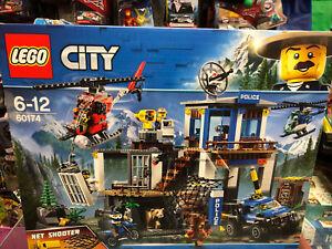 LEGO City Quartier Generale della Polizia di Montagna (60174)