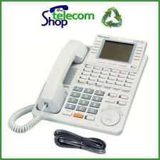 Panasonic KX-T7436 Teléfono En Blanco