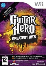 Guitar Hero Greatest Hits Nintendo Wii Activision BLIZZARD