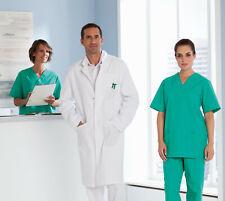 Exner Laborkittel Labor Kittel Mantel Herrenkittel Arztkittel 100% Baumwolle