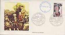 ESSAIE SERIGRAPHIE DE ONGLUCE PREMIER JOUR 1979 EUROPA LA LUTHERIE