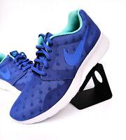 Nike Sportswear Kaishi Print Sneaker Damen Blau Weiß Blue WMNS Gr 38 705374-443