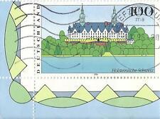 GERMAN 1993 -1996 LANDSCAPE STAMP - LOVELY STAMP WITH CORNER OF THE STAMP SHEET