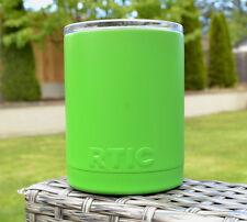 Flat Matte Green Powder Coating Paint - New 1LB