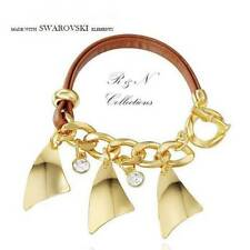Swarovski Crystal Chain Fashion Bracelets
