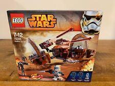 Star Wars Lego Hailfire Droid 75085 Brand New Unopened Set Rare