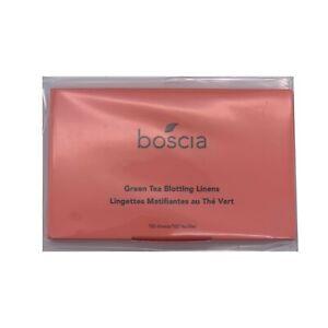 Boscia Blotting Linens Green Tea - 100 Sheets