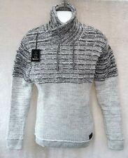 Neu - Herren Pullover - Gr. XL - Grobstrick Strick Pulli Sweater - Geschenkidee
