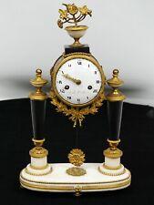 Antique Gavelle L'Aine Paris Mantel Clock Decorative Ornate