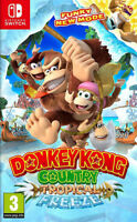 Videogioco Donkey Kong Country:Tropical Freeze Nuovo Italiano Nintendo Switch