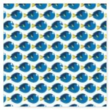 CLEARANCE!!!! Dory Fish School Cotton Fabric Camelot  By the Yard
